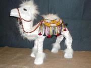 Верблюжонок , туркменские сувениры, туркменские куклы